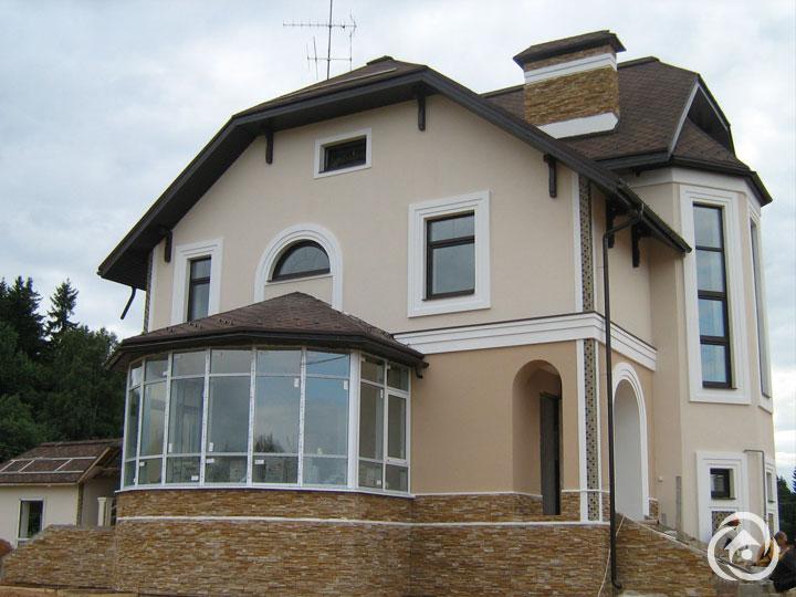 фасад будинків фото